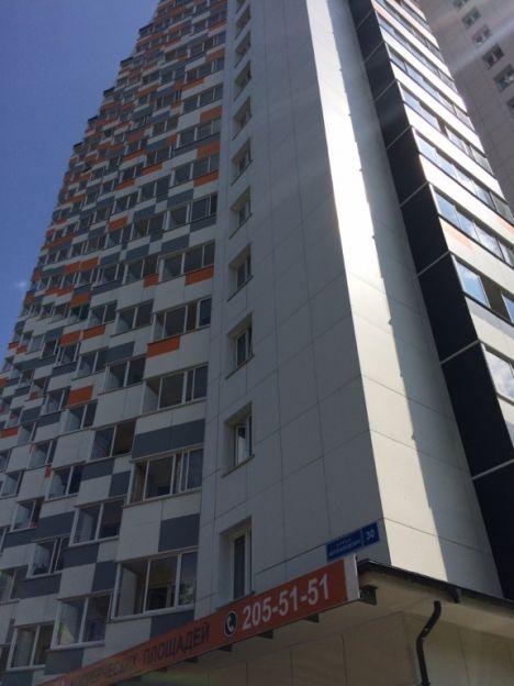 Продается однокомнатная квартира за 1 350 000 рублей. Пермь, Кировский район, Автозаводская, 30.