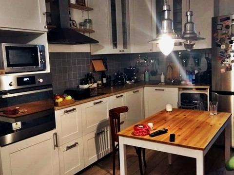 Продается двухкомнатная квартира за 6 000 000 рублей. Московская область, Кубинка,  район, Кубинка-2 станция, 9.