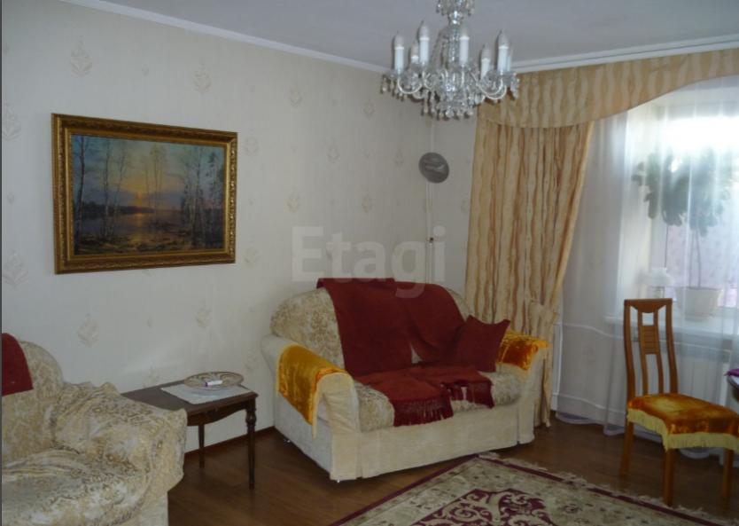 Продается трехкомнатная квартира за 4 550 000 рублей. Томск, Кировский район, Дзержинского, 56.