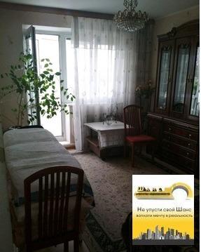 Продается двухкомнатная квартира за 3 100 000 рублей. Московская обл, г Клин, ул 50 лет Октября, д 7.