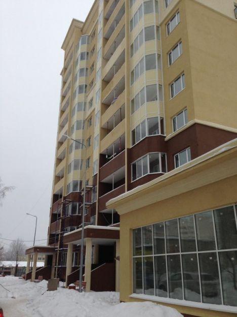 Продается однокомнатная квартира за 2 236 000 рублей. Тверь, Московский район, Ипподромная, 9а.