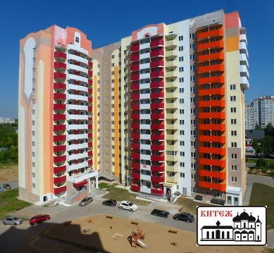 Продается однокомнатная квартира за 1 440 000 рублей. Калуга, Маяковского, 62.