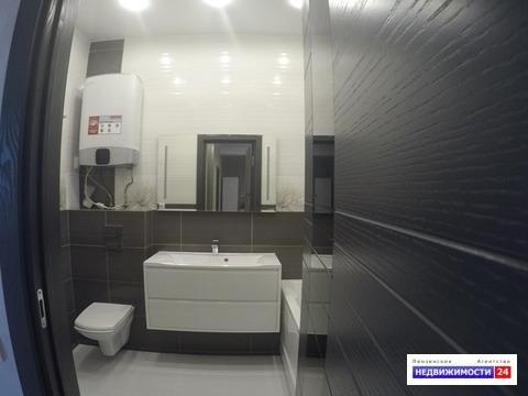 Продается двухкомнатная квартира за 5 950 000 рублей. Пенза, Плеханова, 14.