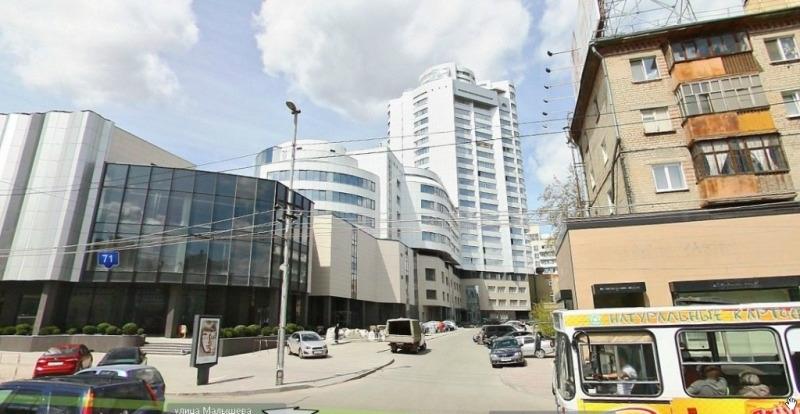 Офисные помещения Малышева улица аренда офисов Москва платонова