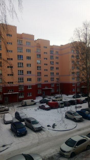 Продается двухкомнатная квартира за 2 650 000 рублей. Калининград, Центральный район, Карташева, 46ж корп. 3.