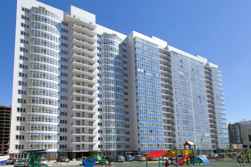 Продается однокомнатная квартира за 2 424 400 рублей. Красноярск, Свердловский район, Белые росы, 27.