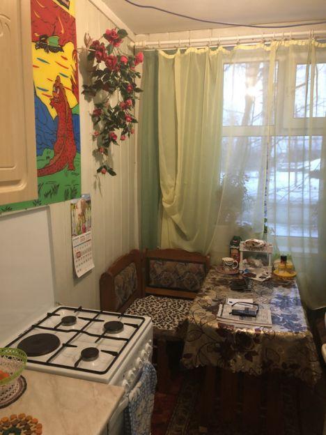 Продается двухкомнатная квартира за 1 500 000 рублей. г Архангельск, ул Ярославская, д 83.