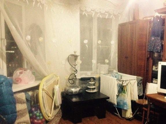 Продается трехкомнатная квартира за 2 550 000 рублей. Кострома, Советская, 59/48.