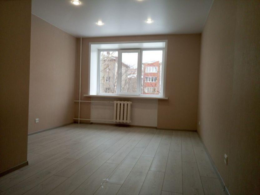 Продается однокомнатная квартира за 1 190 000 рублей. Пермь, Свердловский район, Клары Цеткин, 17.