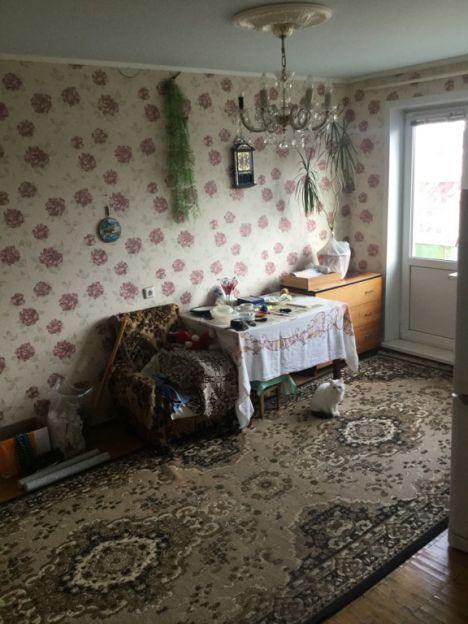 Продается однокомнатная квартира за 1 349 000 рублей. Кострома, Терешковой, 27.