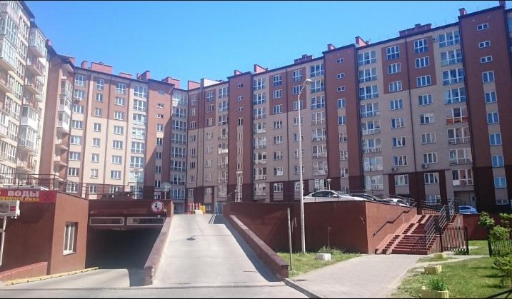 Продается однокомнатная квартира за 3 600 000 рублей. Калининград, Ленинградский район, Римская, 33.