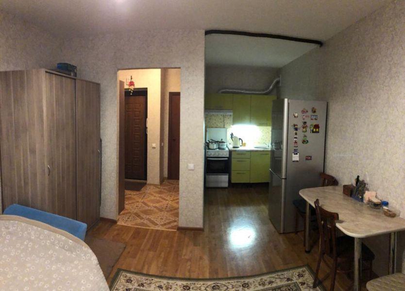 Продается однокомнатная квартира за 2 000 000 рублей. г Новосибирск, ул Мясниковой, д 8/2.