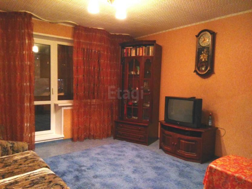 Продается трехкомнатная квартира за 3 600 000 рублей. Томск, Советский район, Комсомольский проспект, 39.