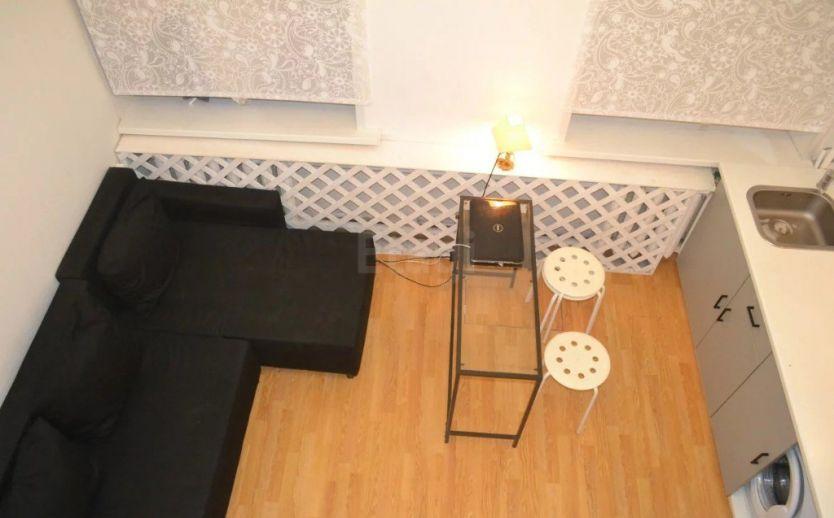 Продается однокомнатная квартира за 1 350 000 рублей. Нижний Новгород, Советский район, Гагарина проспект, 60/2.