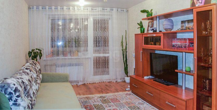 Продается двухкомнатная квартира за 3 450 000 рублей. Нижний Новгород, Советский район, Генерала Ивлиева, 37/2.