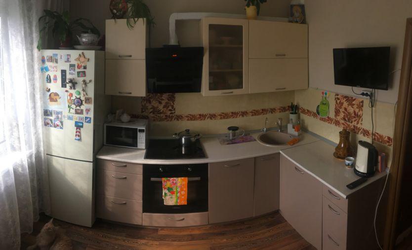 Продается однокомнатная квартира за 1 930 000 рублей. г Челябинск, ул 250-летия Челябинска, д 17.
