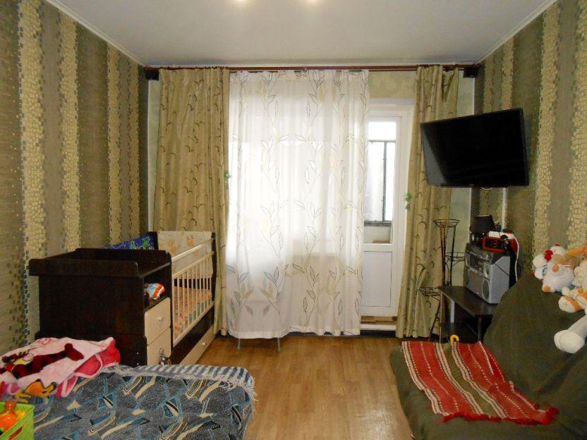 Продается однокомнатная квартира за 2 350 000 рублей. Курск, Косухина, 1.
