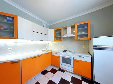 Продается трехкомнатная квартира за 8 750 000 рублей. Мытищи, Борисовка, 24а.