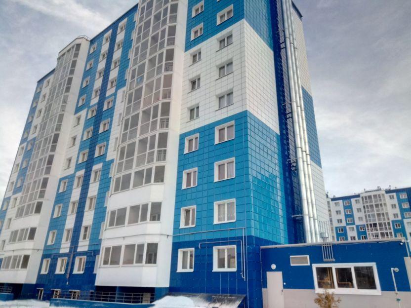Продается однокомнатная квартира за 2 369 575 рублей. Тверь, Заволжский район, Планерная, 6.