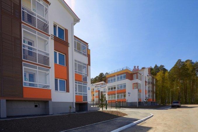 Продается однокомнатная квартира за 1 969 740 рублей. Екатеринбург, Широкореченская, 56.