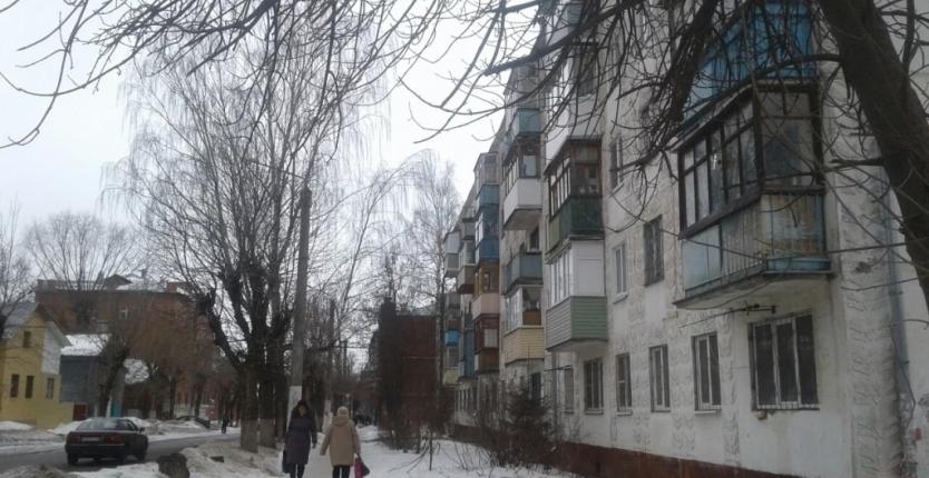 Продается однокомнатная квартира за 1 400 000 рублей. Кострома, Терешковой, 27.