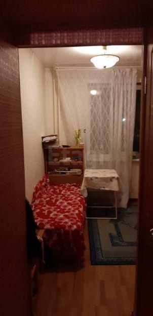 Продается однокомнатная квартира за 1 900 000 рублей. Кемерово, Ленинский район, Ленинградский проспект, 40в.