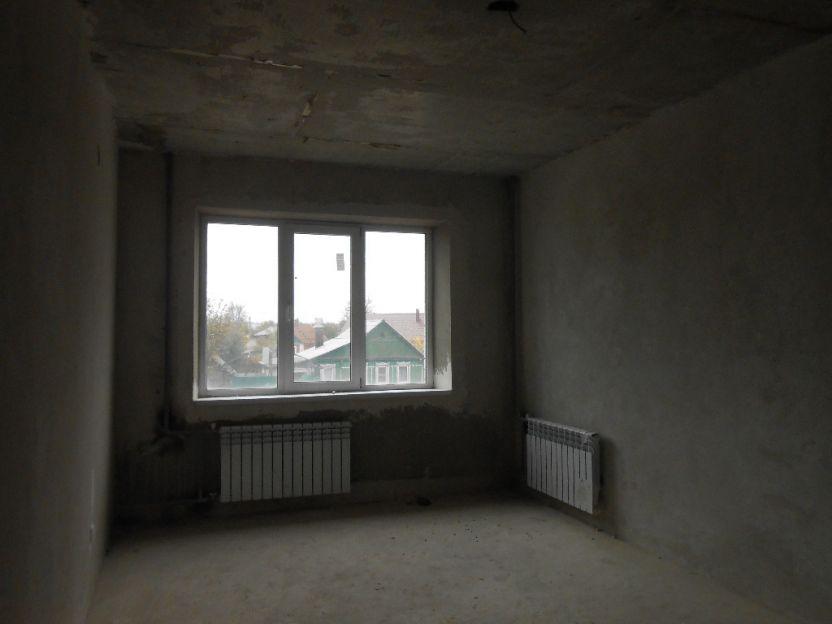 Продается двухкомнатная квартира за 2 280 000 рублей. Курск, Магистральный проезд, 13е.
