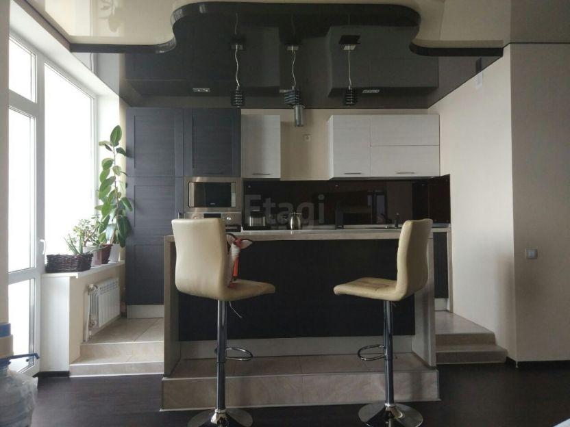 Продается двухкомнатная квартира за 5 699 000 рублей. Екатеринбург, Ленинский район, Чкалова, 124.