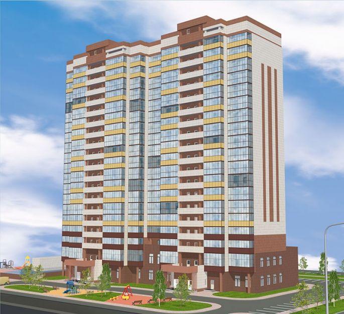 Продается однокомнатная квартира за 2 130 000 рублей. Новосибирск, Калининский район, Тюленина, 1.