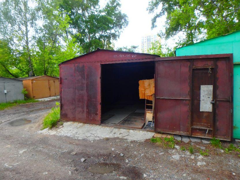 железный гараж красное сормово