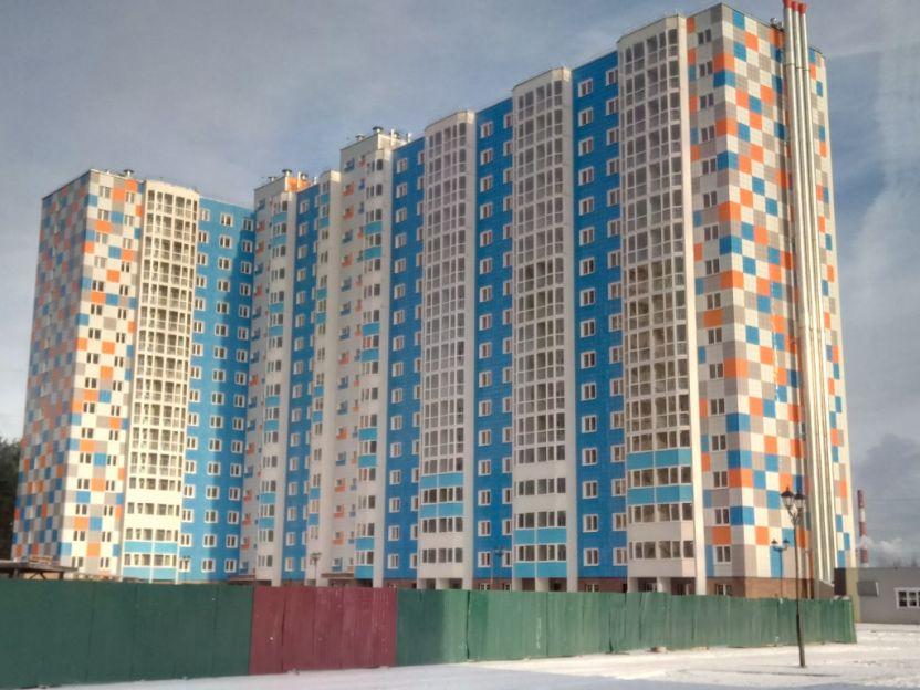 Продается однокомнатная квартира за 1 760 894 рублей. Тверь, Заволжский район, Новочеркасская, 56.
