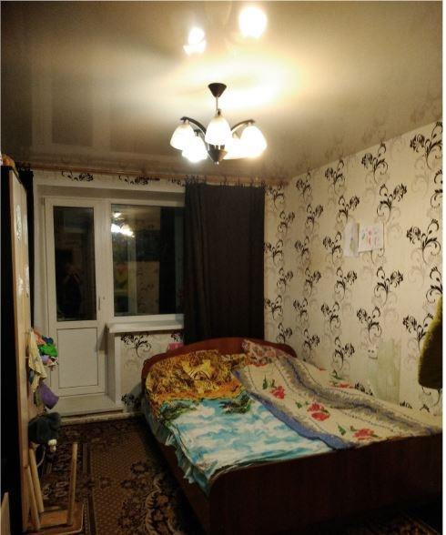 Продается трехкомнатная квартира за 2 300 000 рублей. Кострома, Крупской, 27а.