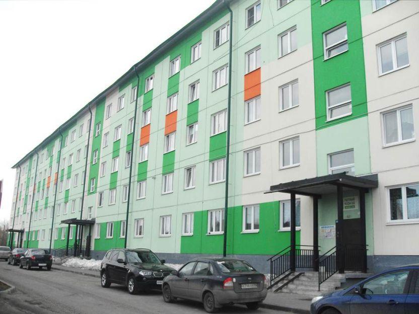 Продается двухкомнатная квартира за 2 600 000 рублей. г Архангельск, Ленинградский пр-кт, д 369, кв 3К.