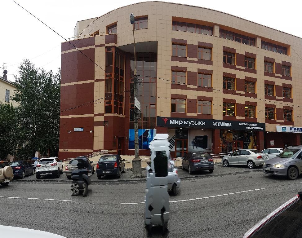 аренда офиса на 1 этаже в районе остоженки