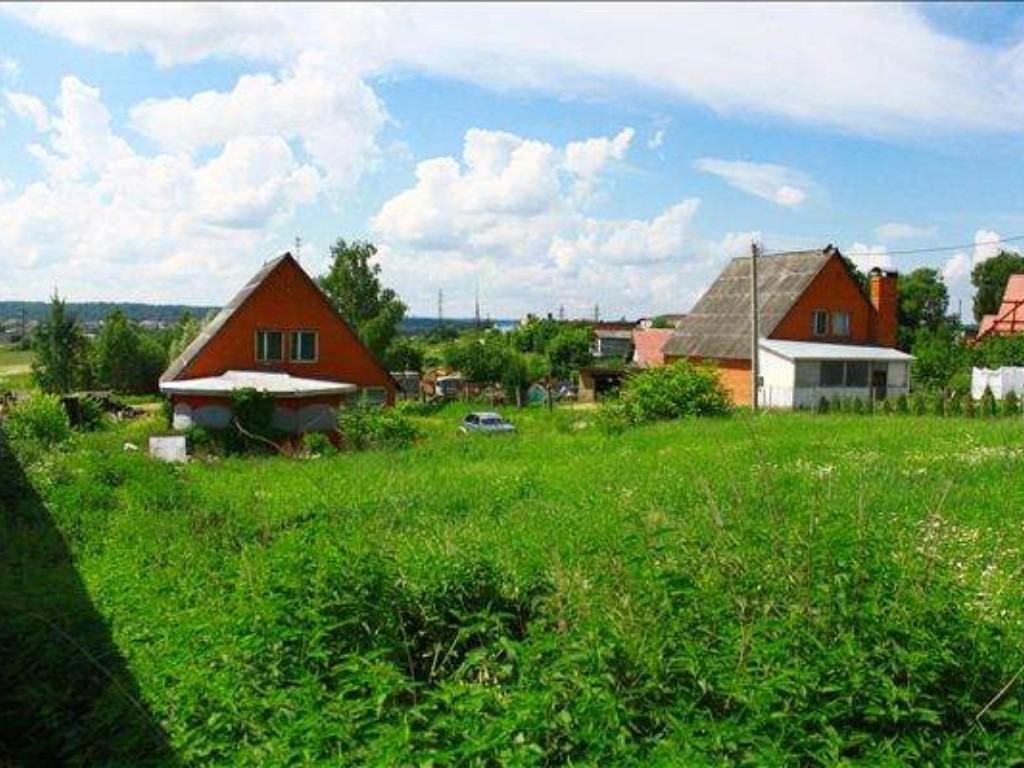 Купить участок в деревне с коммуникациями
