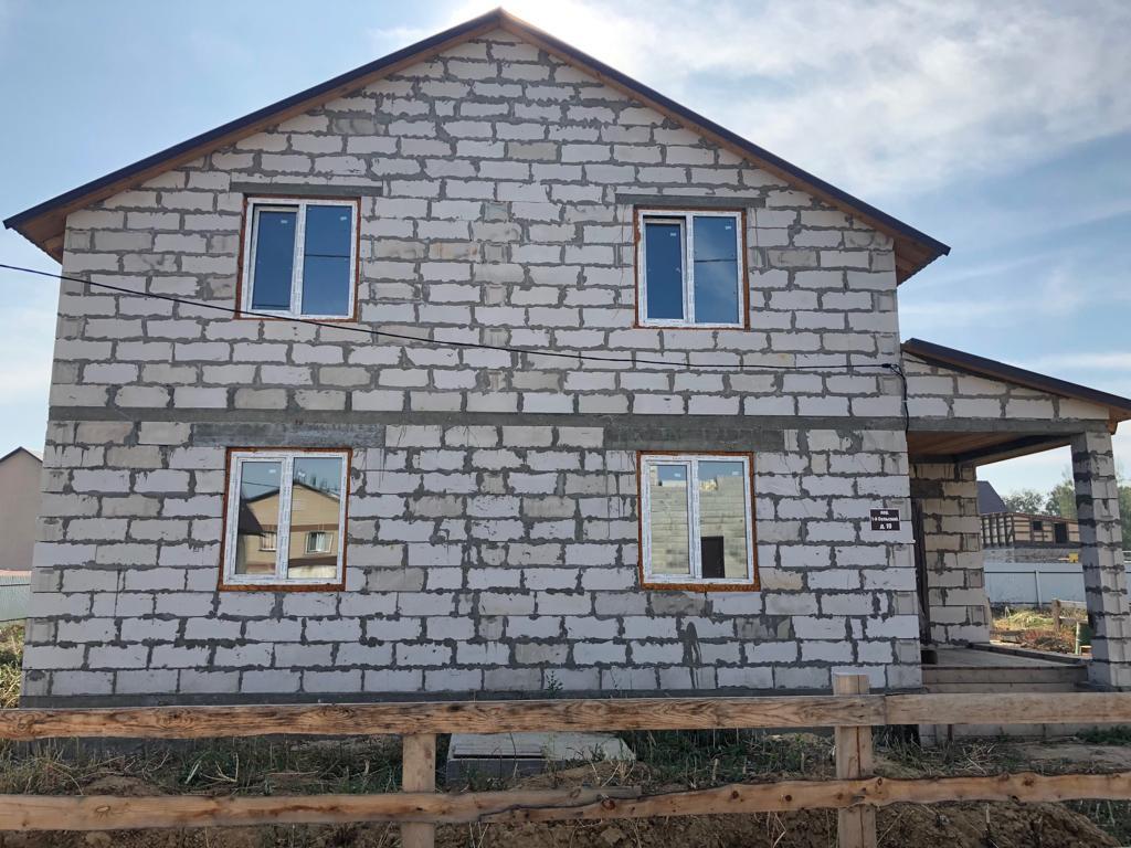 Дома в верх туле новосибирской области с фото