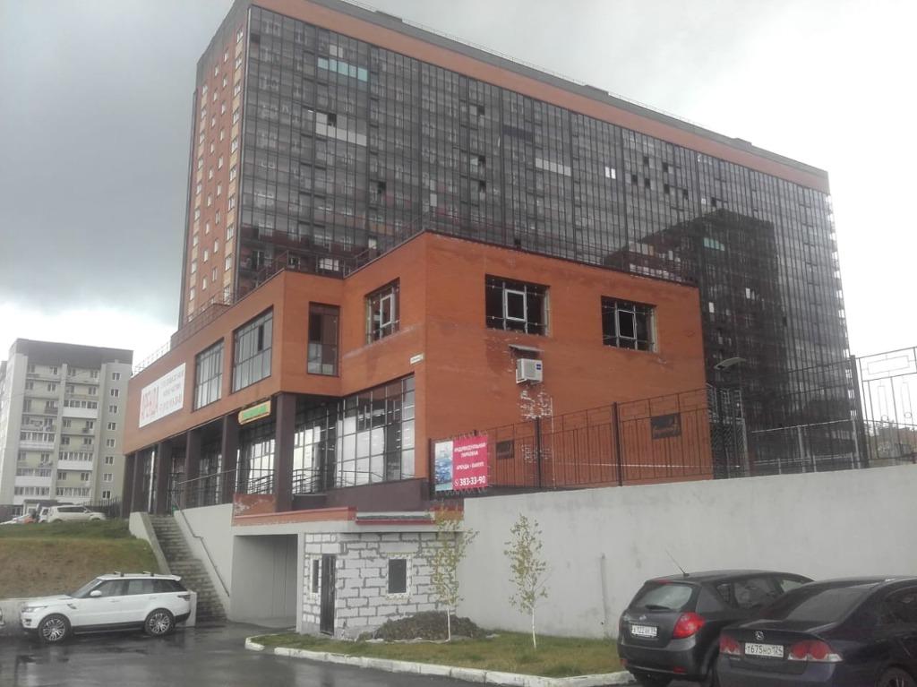 Нгс коммерческая недвижимость новосибирск аренда арендовать офис Петра Алексеева улица