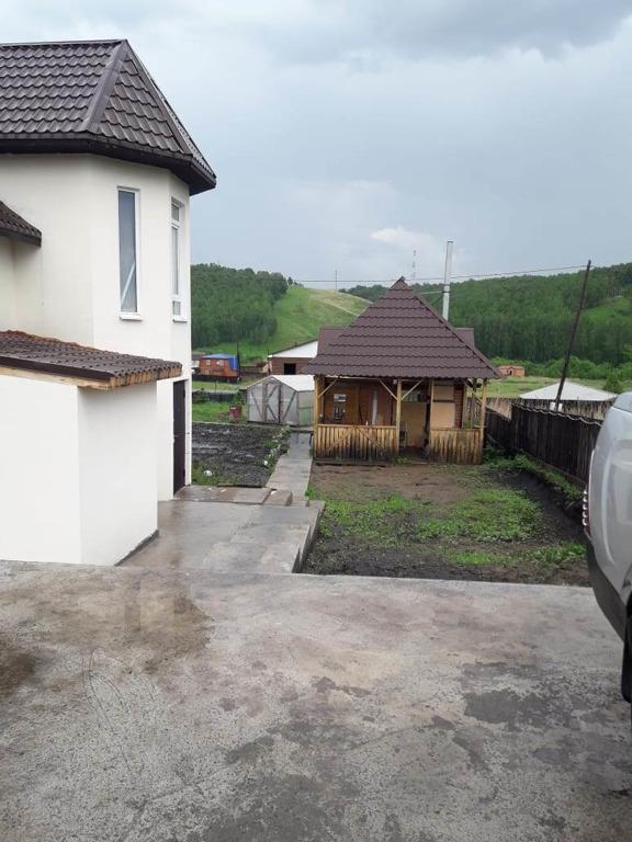 меня есть фото нового дома в лопатино красноярск этом бизнесмен рассказал