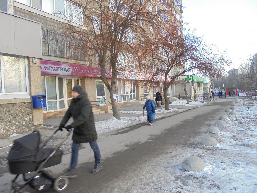 Аренда коммерческой недвижимости Бебеля 2-я улица офисные помещения под ключ Кадырова улица
